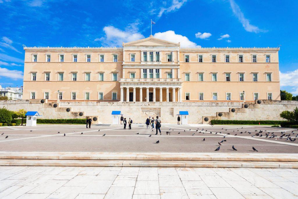 King Otto's Athens 1