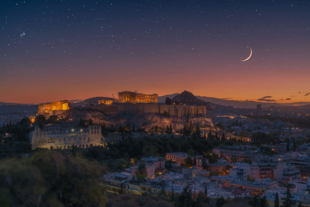Under the Stars of Athens 3